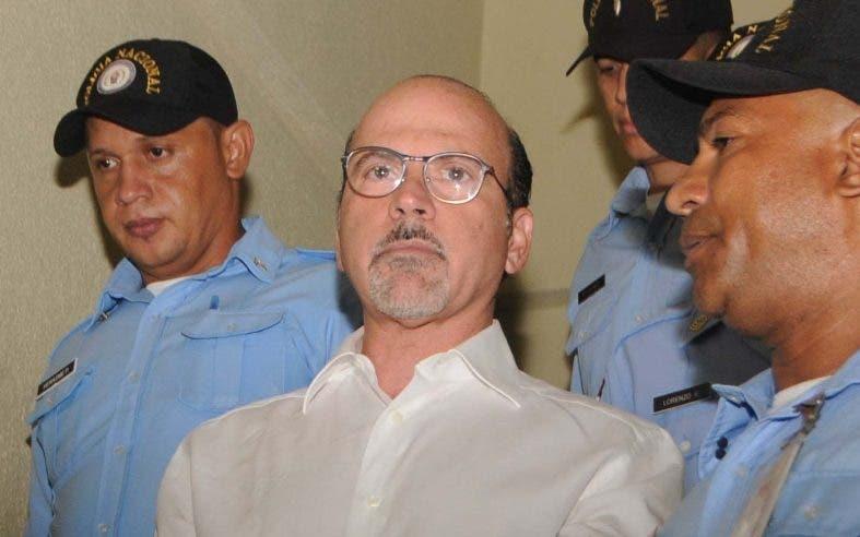 El empresario José Luis Asilis llevado a audiencia.  Nicolás Monegro