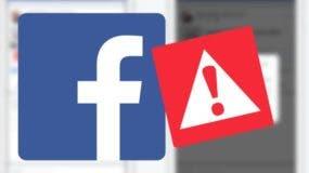 """Facebook utilizó el icono rojo para algunas historias consideradas como potenciales """"noticias falsas"""", pero la estrategia no dio resultado."""