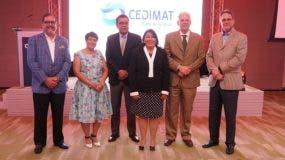 Alejandro Jovine, Rosalia Cuello, César Herrera, Milagros Ureña, Jorge Marte y Luis Betances.