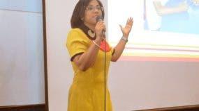 Amalfi Brito, directora de la Asociación de Ayuda a las Familias (ADAF).