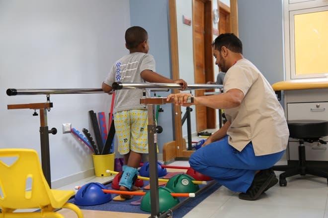 CAID Santiago ha beneficiado más de mil niños con discapacidad