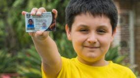 Con 12 años, Carlos Antonio Santamaría Díaz,, iniciará la licenciatura en Física Biomédica en la UNAM. Foto: Twitter @SalaPrensaUNAM
