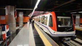 Línea 2B del Metro de Santo Domingo. Foto de archivo.