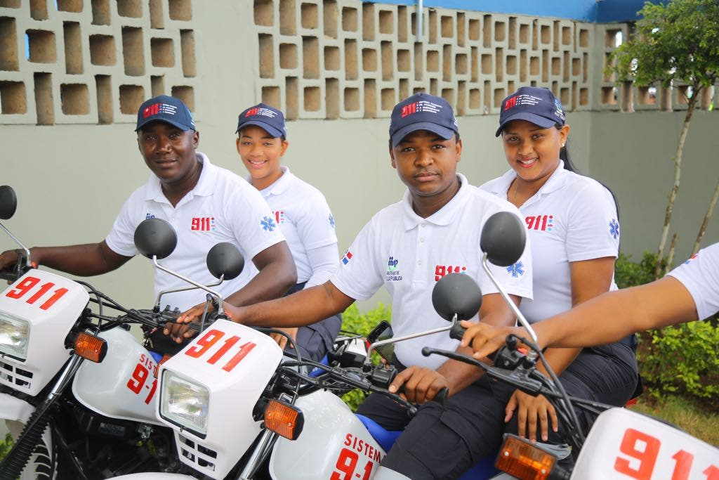 Danilo Medina deja en funcionamiento Sistema 911 en San Pedro de Macorís