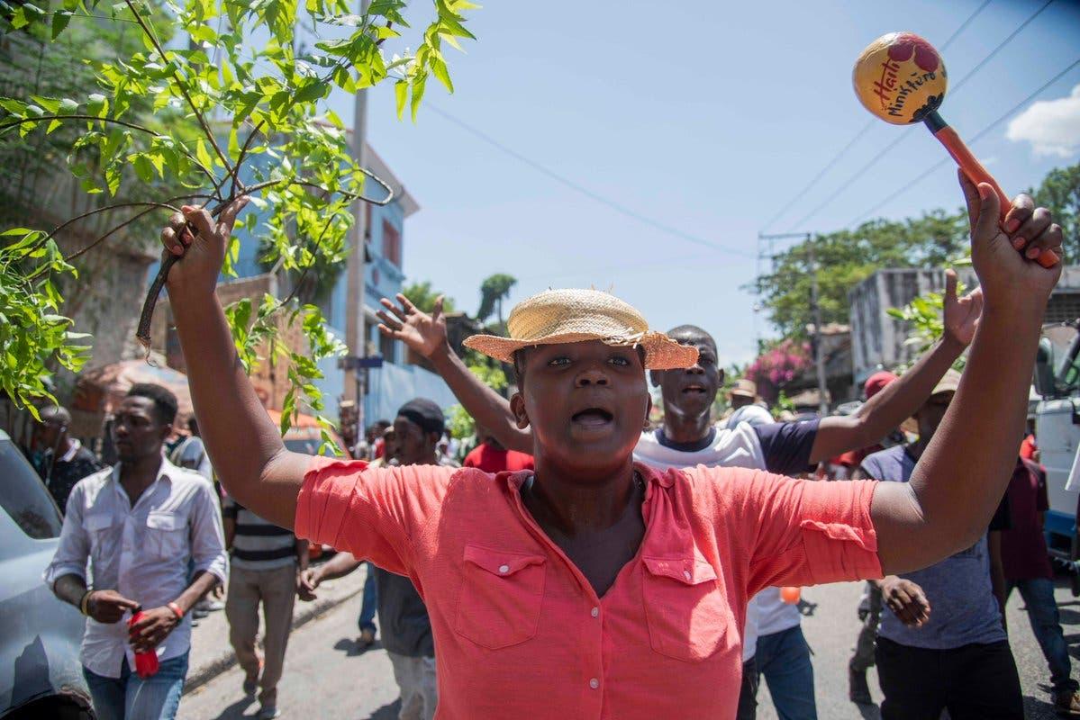 Desde la semana pasada el país ha sido escenarios de protestas en contra de la corrupción y por el caso Petrocaribe.