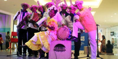 Ballet Folklórico Nacional Dominicano.