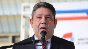 Emilio Rivas, director de Bienes Nacionales.  archivo