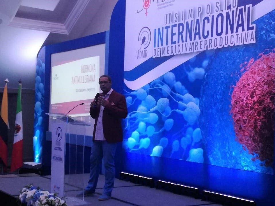El doctor Ramón Antonio Espinal sostuvo que es común ver cómo los hombres asisten a los consultorios para tratar problemas de infertilidad, lo que calificó como muy positivo.
