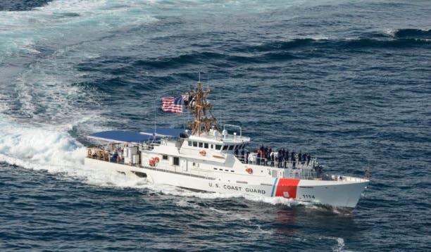 Image result for Guardia   Costera en Puerto Rico  busca a tres dominicanos desaparecidos