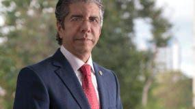 Guillermo Rondón, presidente ejecutivo del Banco Ademi.
