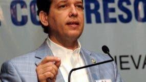 Ito Bisonó, dirigente del PRSC.