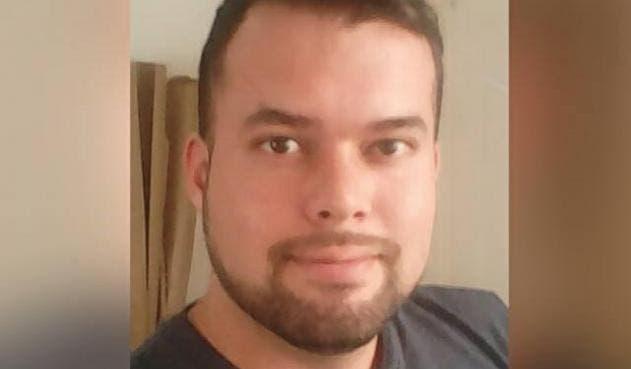 """Jairo Alberto Calderón Plaza, de 29 años, y director del portal noticias """"Contacto"""" fue asesinado este miércoles."""