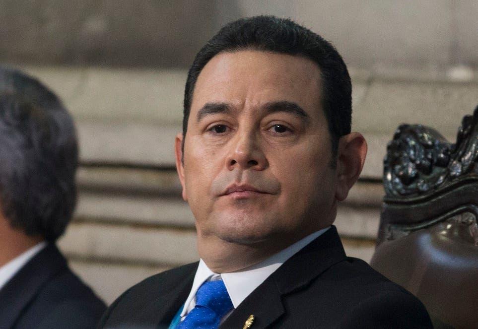 Jimmy Morales siempre ha negado los cargos y ha dicho que las investigaciones en su contra son infundadas o son ataques políticos.