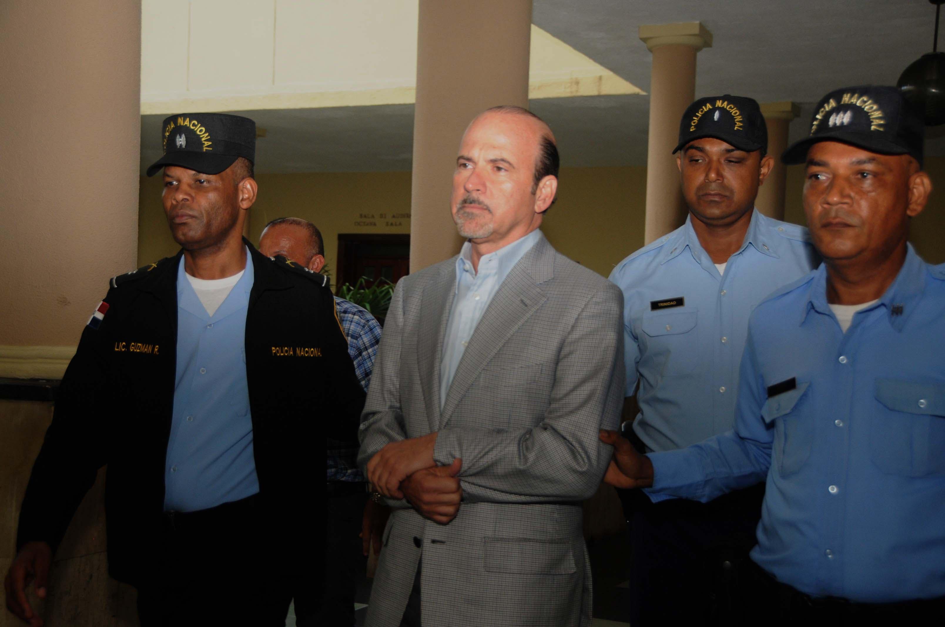 José Luis Asilis, acusado de defraudación fiscal y otros delitos.