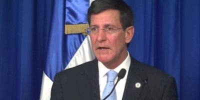 Luis Rivera, secretario de Estado de Puerto Rico.