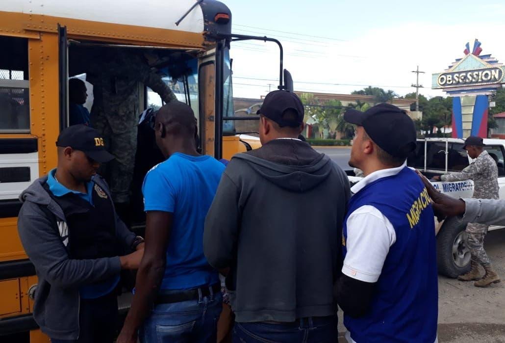 RD ha repatriado 6,162 haitianos indocumentados en lo que va de año