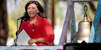 Legisladora demócrata Norma Torres