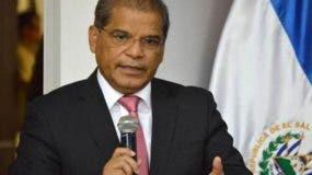 Vicepresidente de El Salvador, Óscar Ortiz.