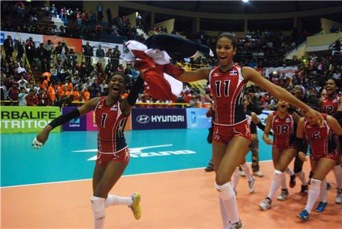 Voleibol irá a Copa Panam Sub-23;criollasdebutarán elpróximo martes ante Costa Rica