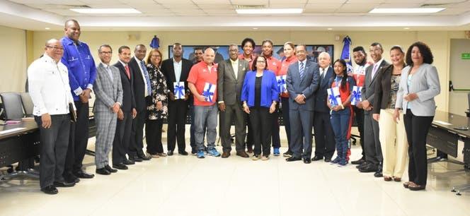 UASD reconoce estudiantes deportistas ganaron medallas en Juegos Centroamericanos