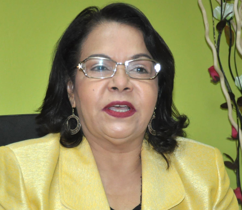 Rectora UASD recibe visita de Leticia Jiménez