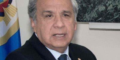 El presidente Lenín Moreno recibirá el aporte.