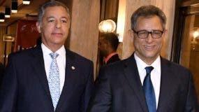 Donald Guerrero y Félix Jiménez.