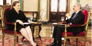 El presidente Medina sembró suspenso en torno a lo que dirá en marzo  sobre la reelección.