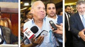 El juez Francisco Ortega inició ayer el conocimiento del expediente sobre el caso Odebrecht, mientras los imputados  Ángel Rondón y Víctor Díaz Rúa han presentado incidentes.  ELIESER TAPIA
