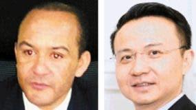 Briunny Garabito Segura y Zhang Run