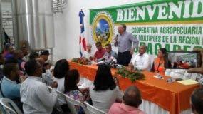 Ministro Administrativo de la Presidencia, José Ramón Peralta, explica impacto de Visitas Sorpresa.