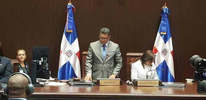 Rubén Maldonado se despide como presidente de la Cámara de Diputados