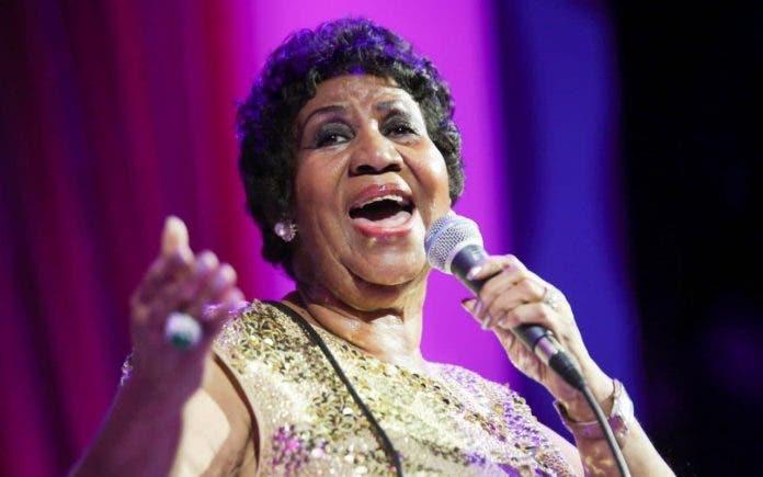 Franklin lleva en la música desde los años 50 y cuenta con grandes éxitos.
