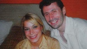 El matrimonio de Áurea y Adam solo duró seis meses. BBC