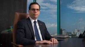 César Dargam, vicepresidente ejecutivo  del Conep.