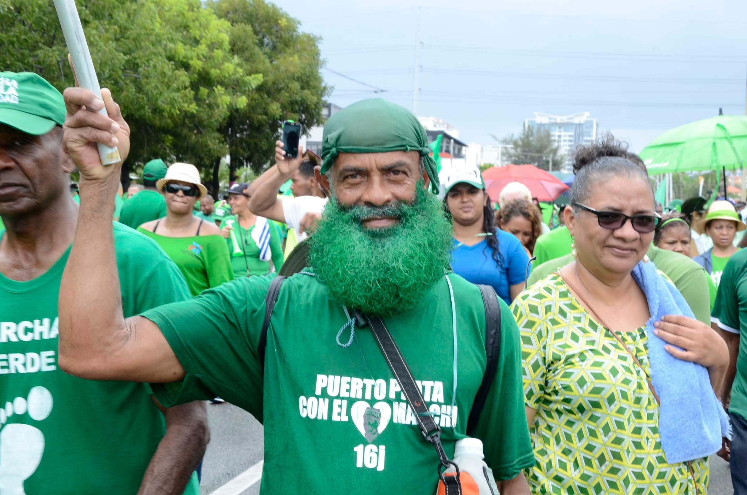 9. Marcha del Millón.  José de León