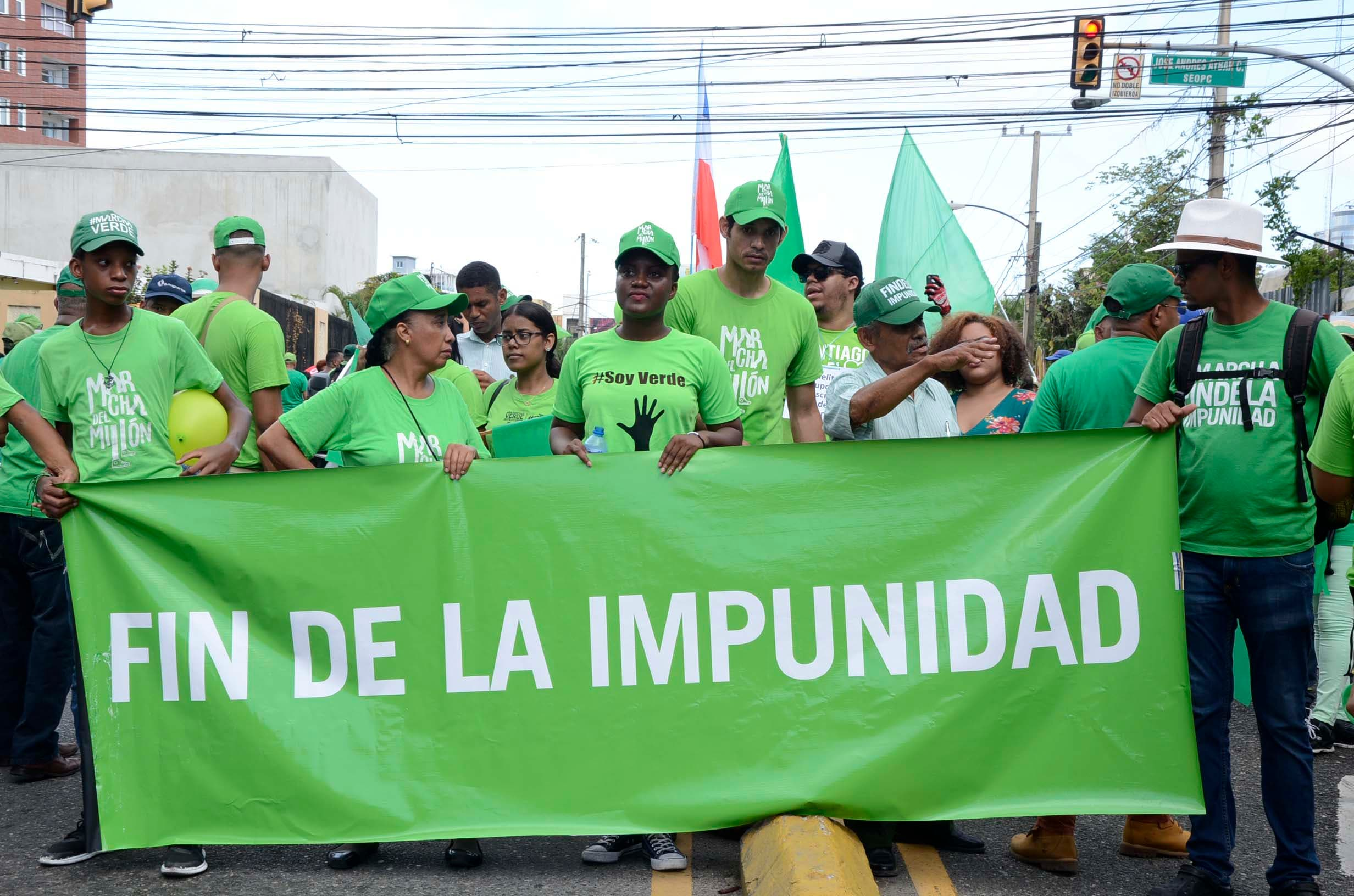 15. Marcha verde por el millon,12-8-18/foto Jose de Leon