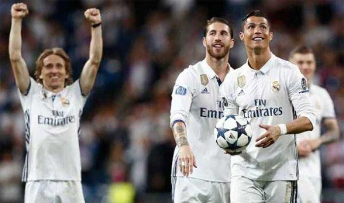 Real Madrid domina candidaturas UEFA a mejor jugador por posición en Champion