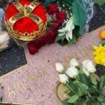 El Paseo de la Fama, situado en la célebre avenida Hollywood Boulevard de Los Ángeles.