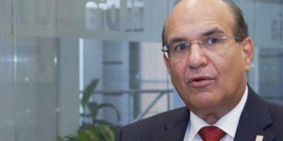 Julio César Castaños Guzmán detalló los trabajos de la JCE para comicios de 2020.  Elieser Tapia
