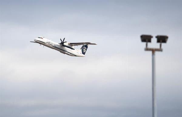 El robo del avión, con capacidad para 76 pasajeros y que iba vacío, se produjo en el aeropuerto internacional Seattle-Tacoma.