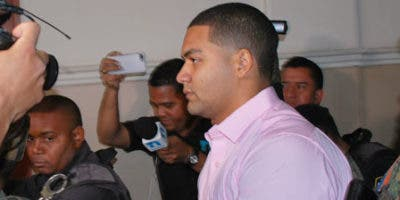 Marlón Martínez cumple prisión preventiva.