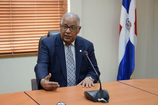 Rafael Pérez Modesto, gerente general del CNSS.