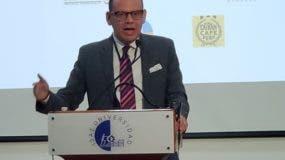 Trajano Potentini, presidente de FJT.