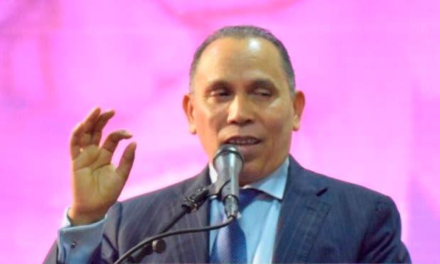 Radhamés Jiménez afirma comenzó el proceso de reconciliación y olvido entre leonelistas y danilistas