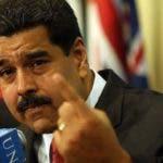 """Nicolás Maduro afirmó que con el tema migratorio se """"busca posicionar una matriz de supuesta crisis humanitaria"""" para justificar una """"intervención militar""""."""