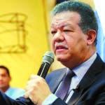 Expresidente Leonel Fernández