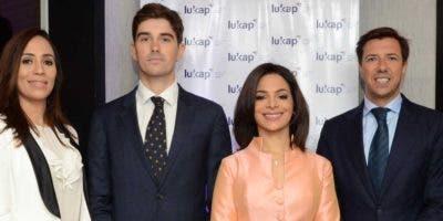 Laura Amador, Nicolás Santamaría, Lourdes Nivar y Rafael Vara.