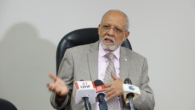 Pedro Luis Castellanos, superintendente de Salud.