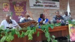 El director ejecutivo de Confenagro, Hecmilio Galván, afirmó que República Dominicana importó 46 millones de dólares de vinos en el año 2017, y 18 millones de dólares en uvas frescas.